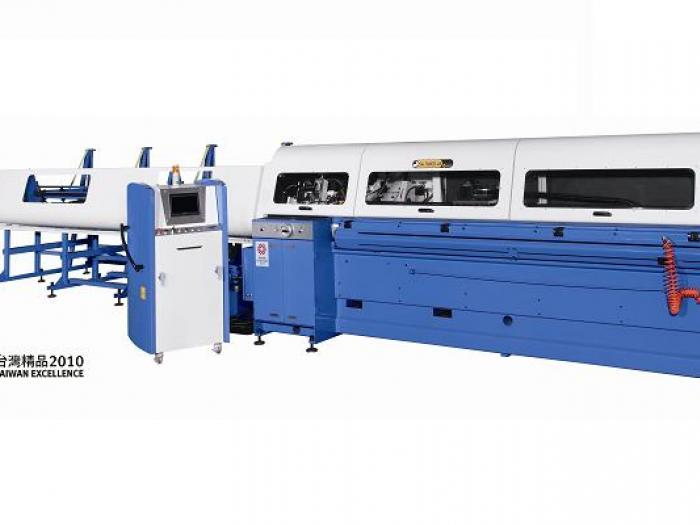 Soco's High Tensile Steel Tube Cutting Machine SA-78NCE - OD 78mm