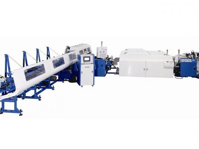 SOCO's High Tensile Steel Tube Cutting Automation Cells (Deburring)