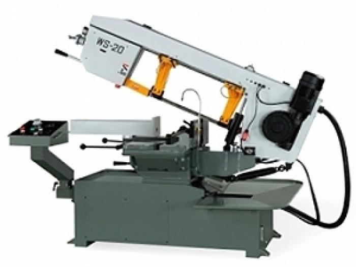 "Way Train Manual Band Saw 10"" WS-20"