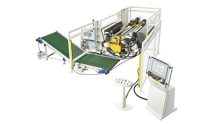 Soco's Wiper Tube Bending Machine